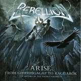 Arise: From Ginnungagap To Ragnarok - History Of The Vikings Vol. III Lyrics Rebellion