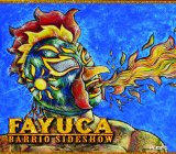 Barrio Sideshow Lyrics Fayuca