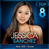 American Idol: Top 8 – 80's Lyrics Jessica Sanchez