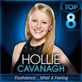 American Idol: Top 8 – 80's Lyrics Hollie Cavanagh