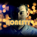 Honesty (Single) Lyrics Mike Tompkins
