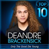 American Idol: Top 10 – Billy Joel Lyrics Deandre Brackensick