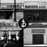 Liquor Store Gun Store Pawn Shop Church (EP) Lyrics The Ballantynes