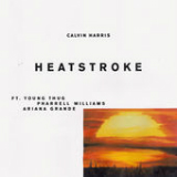 Heatstroke (Single) Lyrics Calvin Harris