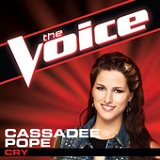 Cry (The Voice Performance) (Single) Lyrics Cassadee Pope