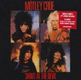 Shout At The Devil Lyrics Motley Crue