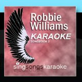 Songbook Lyrics Robbie Williams