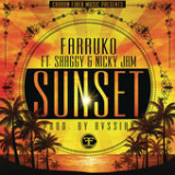 Sunset (feat. Shaggy & Nicky Jam) Lyrics Farruko