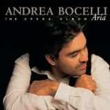 Aria: The Opera Album Lyrics Andrea Bocelli