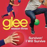 Survivor / I Will Survive (Single) Lyrics Glee Cast
