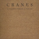 La Tragedie D'Oreste Et Electre Lyrics Cranes