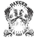 When We Die Only Our Enemies Leave Roses (EP) Lyrics Danger Is My Middle Name