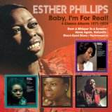 Baby, I'm For Real! 1971-1974 Lyrics Esther Phillips