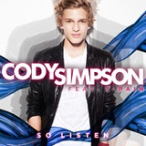 So Listen (Single) Lyrics Cody Simpson