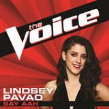 Say Aah (The Voice Performance) (Single) Lyrics Lindsey Pavao