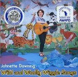 Wild And Woolly Wiggle Songs Lyrics Johnette Downing