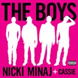 The Boys Lyrics Nicki Minaj & Cassie