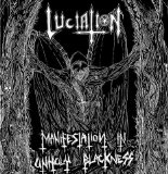 Manifestation In Unholy Blackness Lyrics Luciation