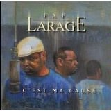 C'est Ma Cause Lyrics Faf LaRage