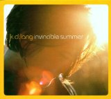 Invincible Summer Lyrics K.D. Lang