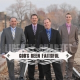 God's Been Faithful Lyrics Liberty Quartet
