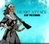 Stop Pretending Lyrics Heart Attack