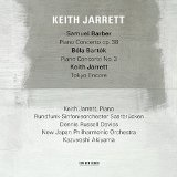Barber / Bartok Lyrics Keith Jarrett