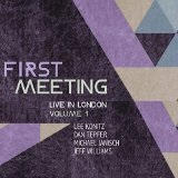 First Meeting: Live in London, Vol. 1 Lyrics Michael Janisch