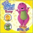 I Love To Sing With Barney Lyrics Barney
