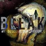 We Deserve Our Failures Lyrics Bleak