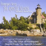 Homespun Songs of the Apostle Islands Lyrics Bobby Horton