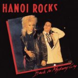 Back To Mystery City Lyrics Hanoi Rocks