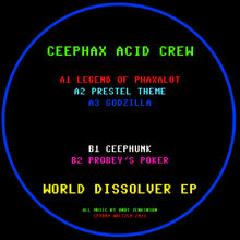 World Dissolver Lyrics Ceephax Acid Crew