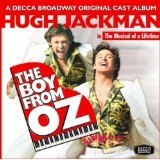 The Boy From Oz- Orig. Cast Recording Lyrics Peter Allen