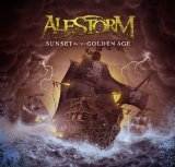 Sunset on the Golden Age Lyrics Alestorm
