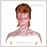 Aladdin Sane Lyrics DAVID BOWIE