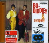 Bo Diddley and Company plus Bo Diddley's a Twister Lyrics Bo Diddley