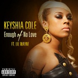 Enough of No Love (Single) Lyrics Keyshia Cole