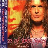 Chapter One Lyrics John Sykes