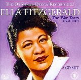 The War Years Lyrics Fitzgerald Ella