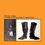 So What If I'm Standing in Apricot Jam Lyrics Howard Eynon