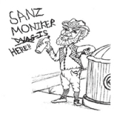 Sanz Moniker Is Here!! Lyrics Sanz Moniker
