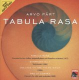 Miscellaneous Lyrics Tabula Rasa