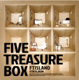 FIVE TREASURE BOX Lyrics FT Island