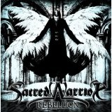 Rebellion Lyrics Sacred Warrior