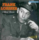 I Hear Music Lyrics Frank Loesser