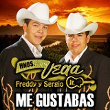 Me Gustabas (Single) Lyrics Hermanos Vega Jr.