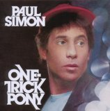 One-Trick Pony Lyrics Paul Simon