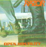Open Hostility Lyrics Razor