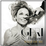 Half of Me (Single) Lyrics Geri Halliwell